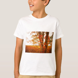 Fall Tree Great Meadows National Wildlife Refuge T-Shirt