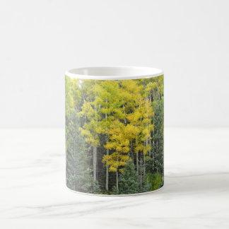 Fall Trees Coffee Mug