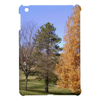 Fall Trees iPad Mini Cover