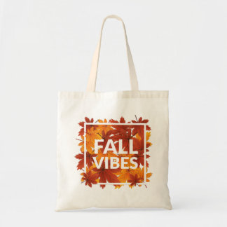 Fall Vibes Tote