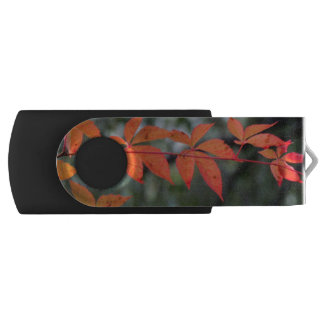 Fall Vine USB Swivel Flash Drive