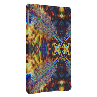 """Fall Woods"" Psychedelic Art iPad Air Case"