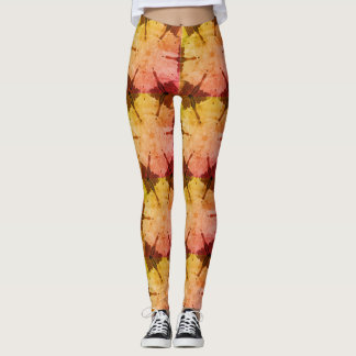 Fall Yoga Leggings