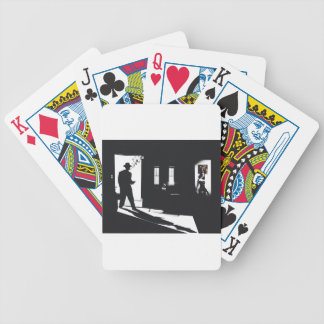 Fallen Angel Bicycle Playing Cards