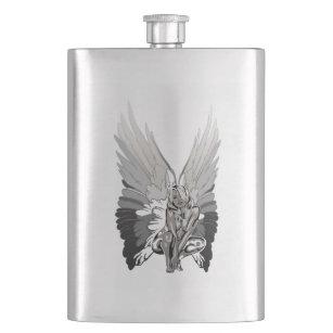 Fallen Angel Classic Flask