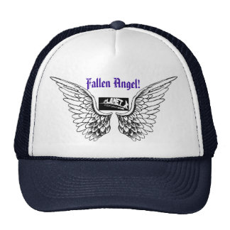 Fallen Angel Hat... Cap