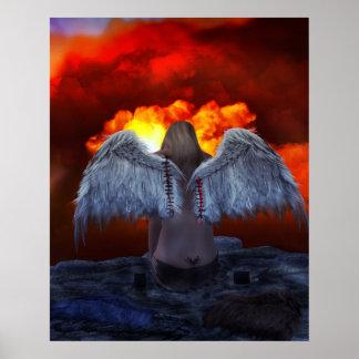 Fallen Angel Posters