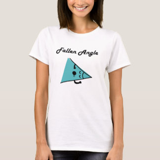 Fallen Angle/Angel Pun T-shirt