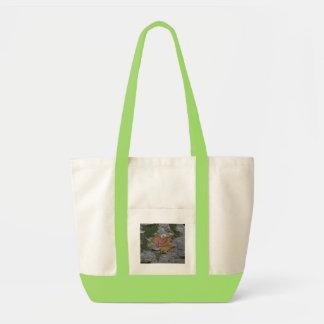 Fallen Leaf Canvas Bags