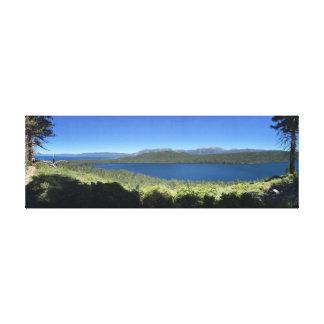 Fallen Leaf Lake in South Lake Tahoe Canvas Print