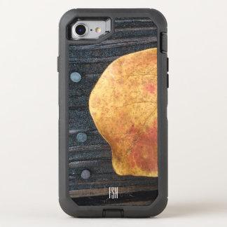 Fallen Leaf OtterBox Defender iPhone 7 Case