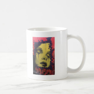 Fallen Madonna Classic White Coffee Mug
