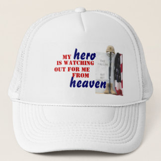 Fallen Not Forgotten Trucker Hat