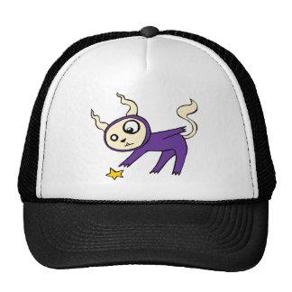 Fallen Star Monster Trucker Hat