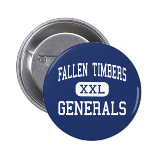 Fallen Timbers Generals Middle Whitehouse Button