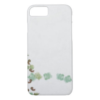 Fallen tree abstract iPhone 8/7 case