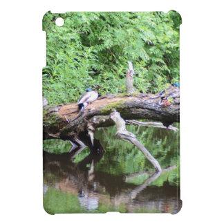 Fallen Tree Duck Perch Case For The iPad Mini