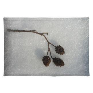 fallen twig placemat