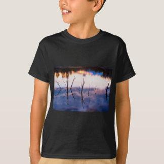 Fallen Twiggy Reflections T-Shirt