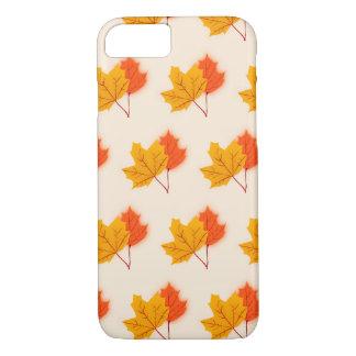 Fall'in Autumn iPhone 7 Case