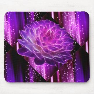 Fallinf star flower Mousepad