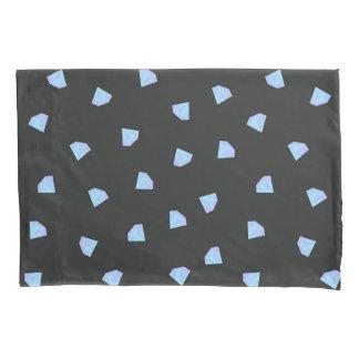 Falling Diamonds Pillowcase