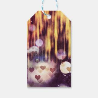 Falling hart gift tags