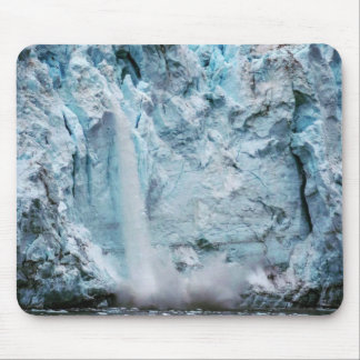 Falling Ice Mousepad