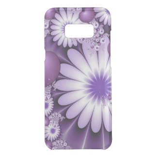 Falling in Love Abstract Flowers & Hearts Fractal Uncommon Samsung Galaxy S8 Plus Case