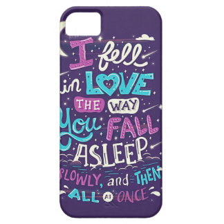 Falling in love case for the iPhone 5