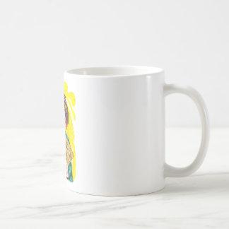 Falling in Love with the Geisha Girl Coffee Mug
