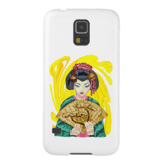 Falling in Love with the Geisha Girl Galaxy S5 Case