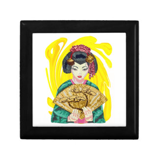 Falling in Love with the Geisha Girl Gift Box