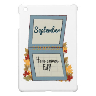 Falling Leaves Cover For The iPad Mini