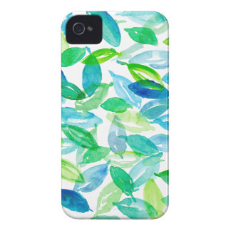 Falling Leaves iPhone 4 Case-Mate Cases