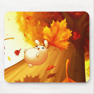 Falling Leaves Mousepad