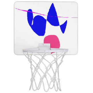 Falling Mini Basketball Hoop