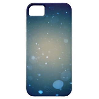 Falling Night Snow iPhone Case Case For The iPhone 5