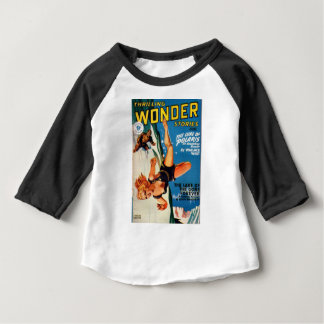 Falling Off a Glacier Baby T-Shirt