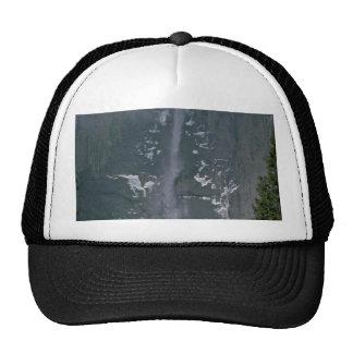 Falling On Snow Hat