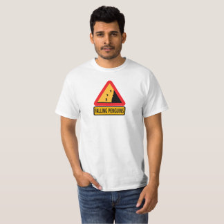 Falling Penguins T-Shirt