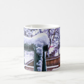 Falling Snow Mug