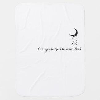 Falling Star Baby Blanket