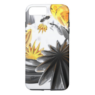 Falling Stars Abstract iPhone 7 Plus Case