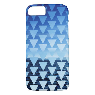 Falling Triangles iPhone 7 Case