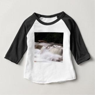 falling water flow baby T-Shirt