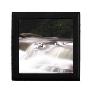 falling water flow gift box