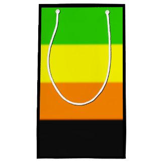 Fallln Aromantic Pride Flag Small Gift Bag