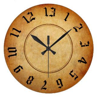 Falln 13 Hour Clock