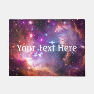 Falln Angelic Galaxy Doormat